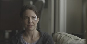 Robin Weigert in CONCUSSION (David Kruta)