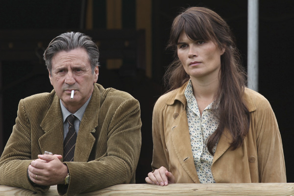 Daniel Auteuil and Marina Hands in JAPPELOUP (All photos: The Film Society of Lincoln Center)