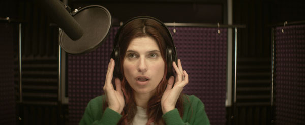 Lake Bell in IN A WORLD ... (Seamus Tierney/Roadside Attractions)