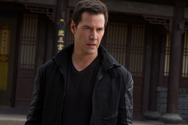Keanu Reeves in Man of Tai Chi  (Radius/TWC)