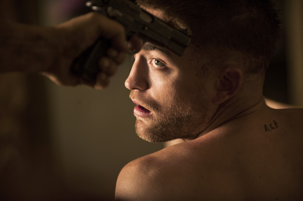 Robert Pattinson in The Rover (A24)