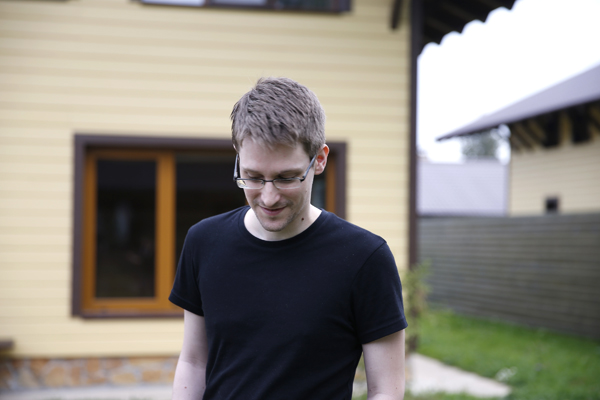 Edward Snowden, aka Citizen Four (Radius)