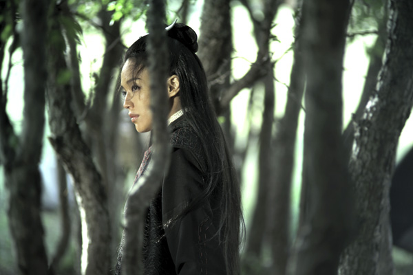 Shu Qi in The Assassin (SpotFilms/Well Go USA)