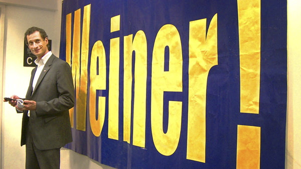 Anthony Weiner, as seen in Weiner (Sundance Selects)