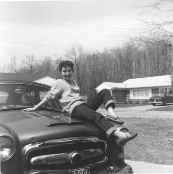 Kitty Genovese, circa 1956 (June Murley/The Witnesses Film)