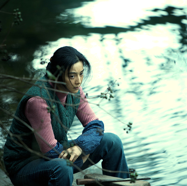 Fan Bingbing in I Am Not Madame Bovary (Well Go USA)