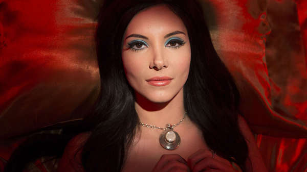 Samantha Robinson in The Love Witch (Photos: Oscilloscope Laboratories)