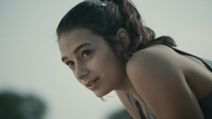 Sophie Desmarais in SARAH PREFERS TO RUN