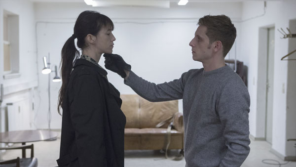 Charlotte Gainsbourg and Jamie Bell in Nymphomaniac: Volume II (Magnolia Pictures)