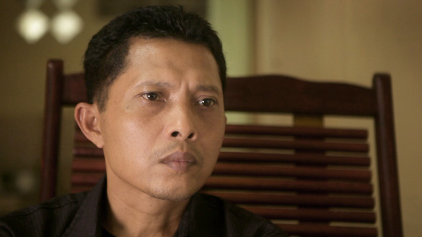 Adi Rukun in The Look of Silence (Drafthouse Films/Participant Media)