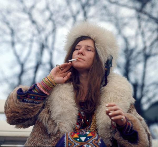 Janis Joplin in Janis: Little Girl Blue (FilmRise)