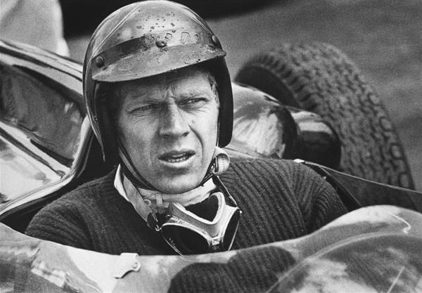 Steve McQueen in Steve McQueen: The Man & Le Mans (Warner Brothers)