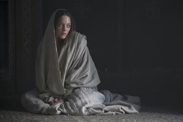 Marion Cotillard in Macbeth (Jonathan Olley/The Weinstein Company)
