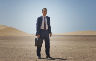 Tom Hanks in A Hologram for the King (Roadside Attractions)