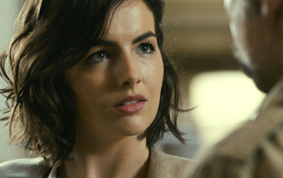 Camilla Belle in The American Side