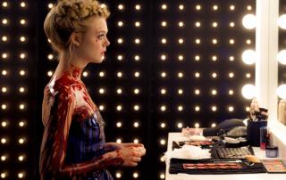 Elle Fanning in The Neon Demon (Cannes Film Festival)