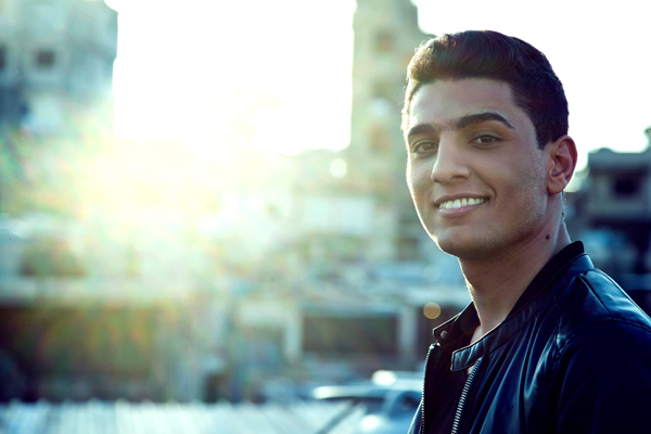 Mohammad Assaf in The Idol (Adopt Films)