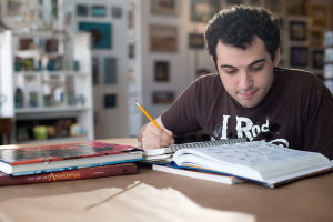 Owen Suskind in Life, Animated (The Orchard)
