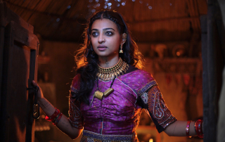 Radhika Apte as Lajjo in Parched (Wolfe Video)