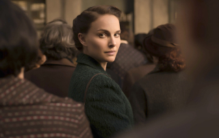 Natalie Portman in A Tale of Love and Darkness (Focus world)