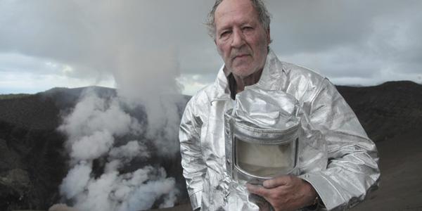 Werner Herzog in Into the Inferno (Netflix)