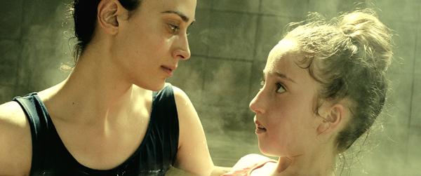 Irmena Chichikova, left, and Kalina Viktova in Viktoria (Big World Pictures)